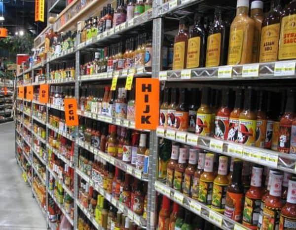 jungle jims hot sauces