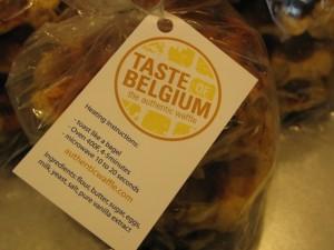Taste of Belgium to go