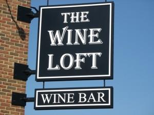 Day 2 – The Wine Loft