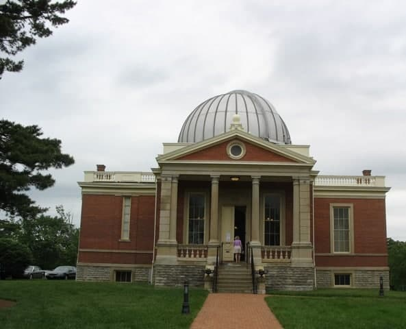 Day 38 – Cincinnati Observatory