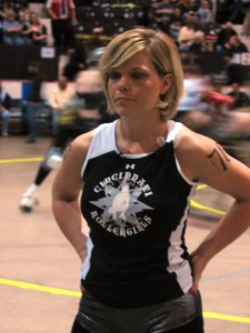 Day 31 – Cincinnati Rollergirls