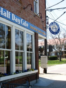 Day 39 – Half Day Cafe