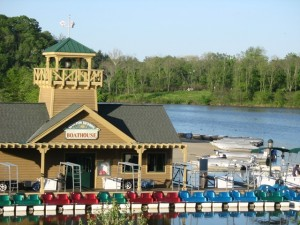 winton woods boathouse