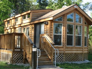 winton woods campground cabins
