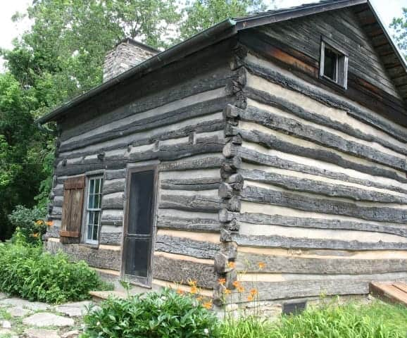 Day 59 Miller Leuser Log Cabin In Anderson 365CINCINNATI