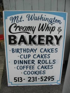 day 61 mt. washington creamy whip and bakery · 365