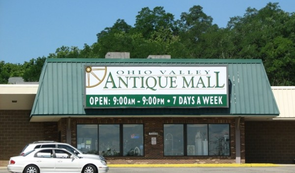 Day 83 – Ohio Valley Antique Mall