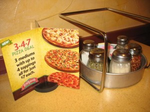 larosas pizza deal