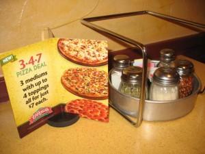 larosas pizza deal