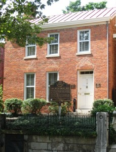 Day 106 – the Betts House