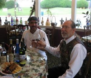 henke winery wine tasting