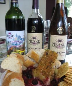 Day 101- Henke Winery