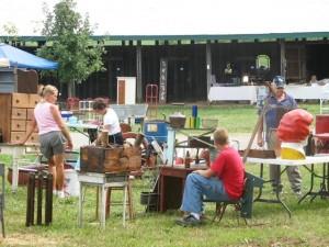 Day 129 – Burlington Antique Show