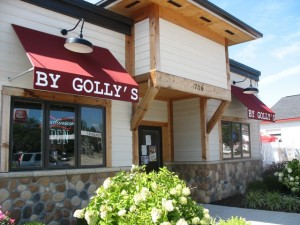 Day 132 – By Golly's