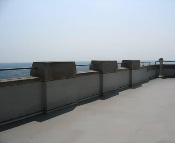 the carew tower observation deck view cincinnati