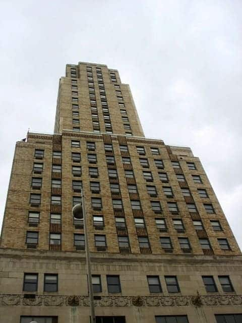 Day 123 Carew Tower 365 Cincinnati