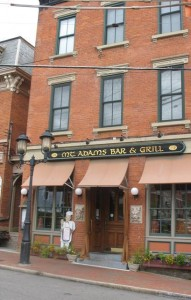Day 142 – Mt. Adam's Bar and Grill