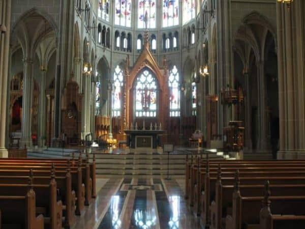 St. Mary's Cathedral Basilica of Assumption Covington