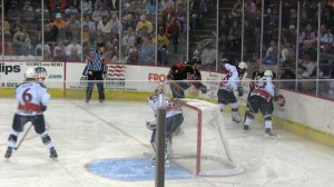 Day 205 – Cincinnati Cyclones Hockey Game