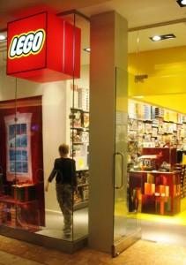Lego Store Cincinnati