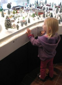 Day 222 – Holiday Toy Trains at the Behringer-Crawford Museum