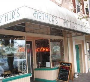 Day 248 – Arthur's Restaurant