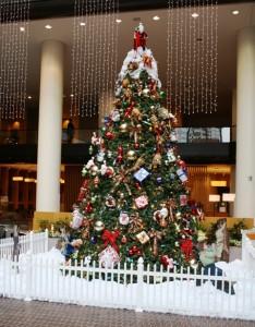 westin hotel christmas cincinnati
