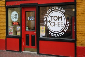 tom and chee cincinnati grilled cheese