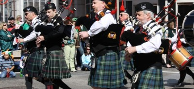 Day 303 – St. Patrick's Day Parade