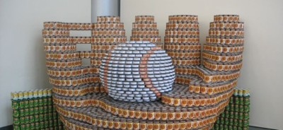 Day 301 – Canstruction