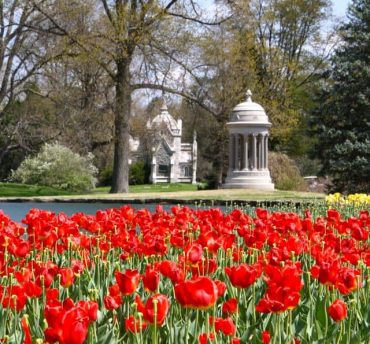 spring grove cemetery tours