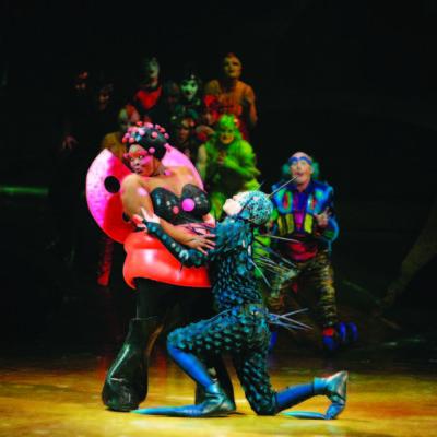 Day 327 – Cirque du Soleil's OVO