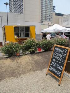 vinnie's gourmet pretzels mobile food trucks cincinnati