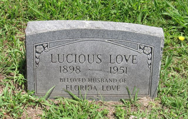 Luscious Love - what a great name!