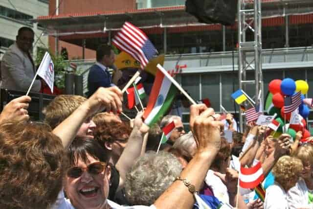 world choir games cincinnati ohio 2012
