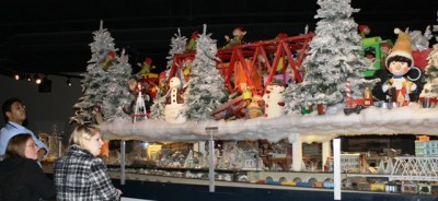 Day 27 – Holiday Trains at the Cincinnati Museum Center