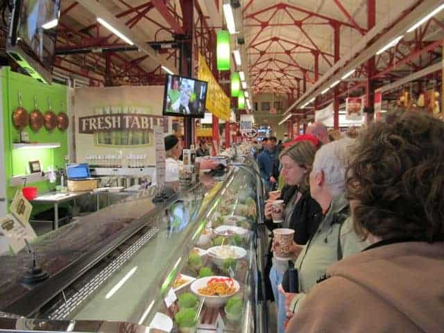 findlay market tour fresh table