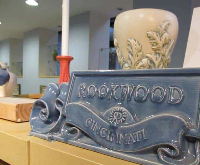365Cincinnati Tours – The Rookwood Pottery
