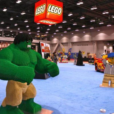 LEGO Kidsfest Rolls into Cincinnati