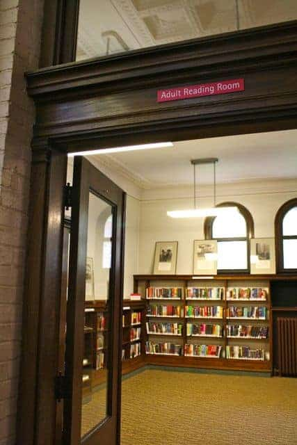 carnegie library adult room