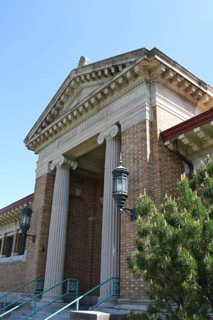 carnegie libraries cincinnati ohio