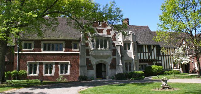 Tour of the Powel Crosley Mansion 365CINCINNATI