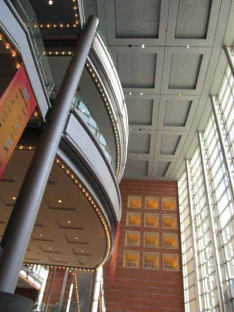 aronoff theater cincinnati