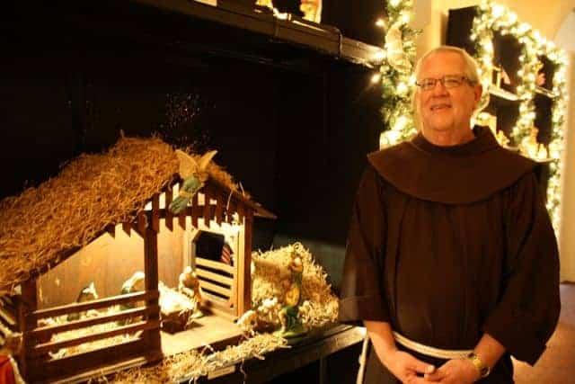 spirit of christmas tour father tim st francis seraph