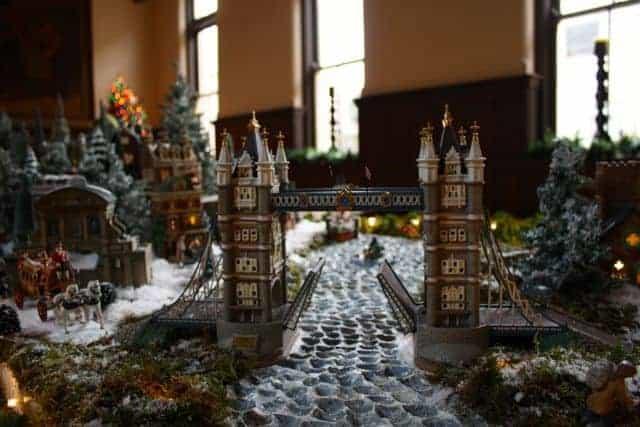 spirit of christmas tour dickens village