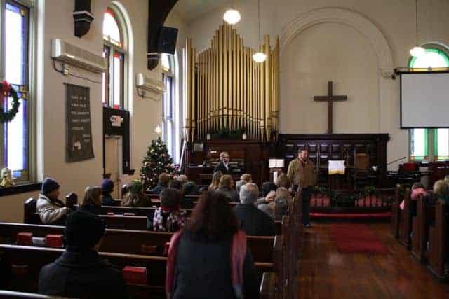 spirit of christmas tour nast methodist church