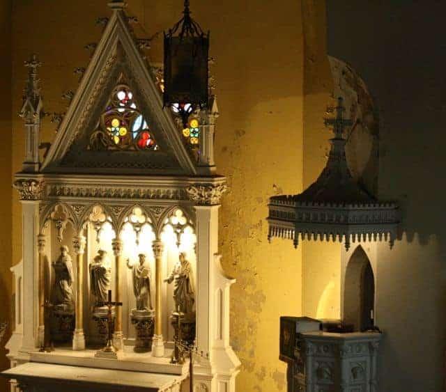 spirit of christmas tour prince of peace altar