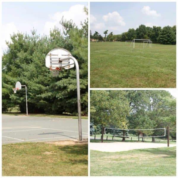 harbin park athletic fields