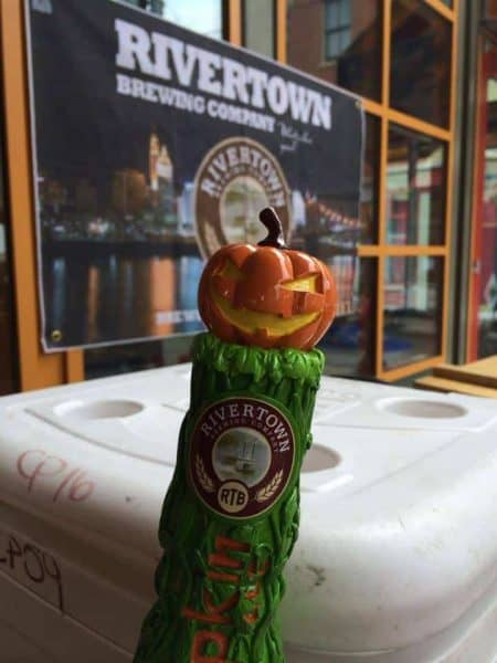 cincinnati brews   Rivertown Pumpkin Ale