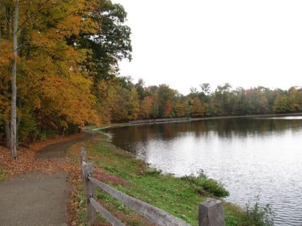 autumn has arrived at Sharon Woods